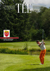 Jahres-Magazin 2014 für den Golf-Club Freudenstadt. Gesamtkonzept. Gestaltung. Abwicklung.