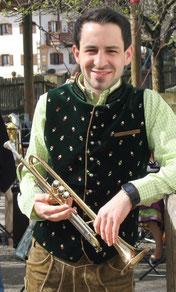 Bild Blaskapelle Meeder - Trompete