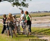 visiter la Baie de Somme à vélo