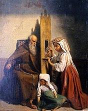 Le Confessional par Edouard Cibot