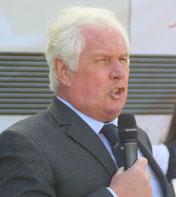 FN Präsident Breido Graf von Rantzau, Foto: Presse