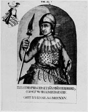 Eberhard I. v. Württemberg (1279-1325)