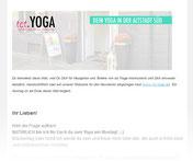 tct.Yoga-Newsletter