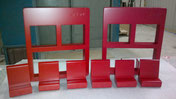Peinture industrielle tout plastique, PVC, ABS, Plexiglass à Toulouse