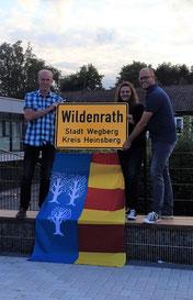 Dorfgemeinschaft Wildenrath Vorstand