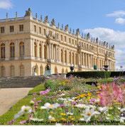 écrire château de Versailles