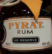 Pyrat XO Rum - Foto Ralf Zindel