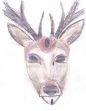 """Die Kräfte des Hirsches, der in unseren Breitengraden als """"König des Waldes"""" gilt, können uns in diesem Prozess besonders gut unterstützen."""