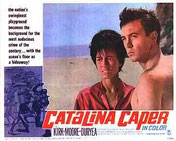 Tommy Kirk in Catalina Caper