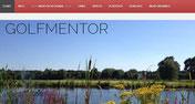 Golfmentor Homepage