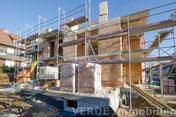 Baugenehmigungen in Deutschland gehen stark zurück, präsentiert von VERDE Immobilien