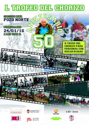Cartel del Cross del Chorizo 2016