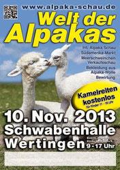 Welt der Alpakas