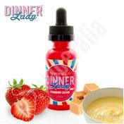 Strawberry Custard de Dinner Lady (UK)