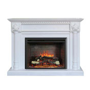 White Fireplaces