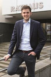 Patrick Büker, Vorsitzender der FDP-Fraktion