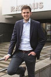 FDP-Fraktionsvorsitzender Patrick Büker