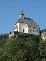 Burgkirche der Festung Petersberg