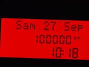 100.000 km europaweit unterwegs