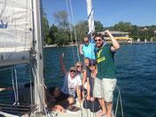 sailingzuerich.ch, segelschule, zürichsee, firmen events, richterswil, stäfa, segeln, zuerich, einzelunterricht, gruppenkurse, auffrischungskurse, segelkurs
