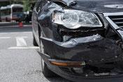 Unfallfahrzeug reparieren oder verkaufen