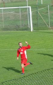 Luca Scardigli, attaccante classe '84; 9 goal in Stagione