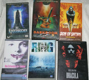 Horrorfilme 6er Pack
