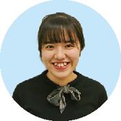 総合人間学部 新3回生 吉田 那沙さん