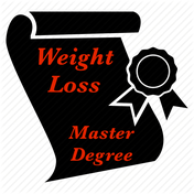 Weight loss master degree by Virtual Personal Trainer