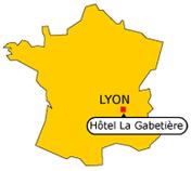 hotel vienne 38 isère près de Lyon