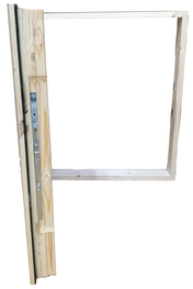 Air Tight & Insulated  Access Door for HRV units