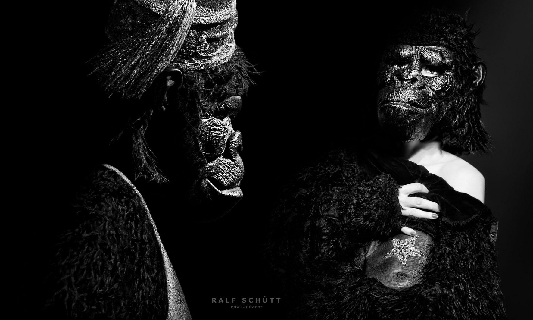 Petula Goldfever - 'Gorilla' © Ralf Schütt Photography