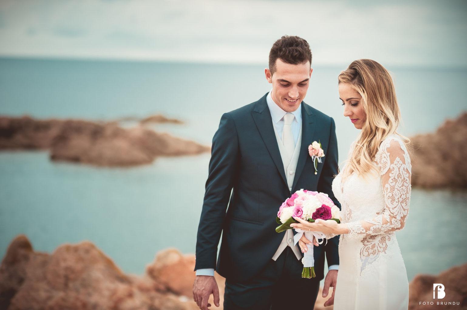 Matrimonio a badesi andrea e stefanie