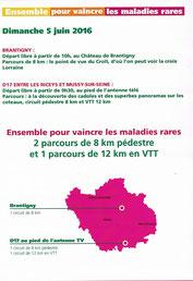 LEUCEMIE MYELOIDE CHRONIQUE balade solidaire Fondation Groupama Santé  association patients LMC France CANCER MALADIE RARE