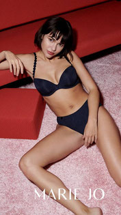 Neu! Marie Jo Jane in Wild Rose!