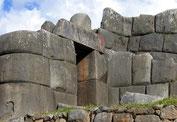 Rätselhaftes Saqsayhuaman bei Cuzco