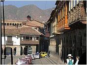 """Cuzco - """"Hauptstadt der Inka"""""""