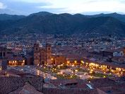 """Cuzco, ehemaliege Inkahauptszadt und """"Nabel der Welt"""""""