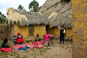 Indigene Familie