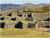 Saqsayhuaman bei Cuzco