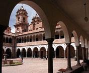 Cuzco - Kirche Santo Domingo
