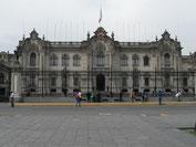 Lima - Regierungspalast