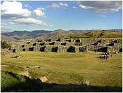 Saqsayyhuaman bei Cuzco