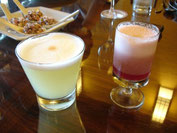 Pisco Sour - Nationalgetränk Perus