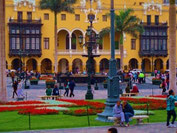 Historischer Stadtkern von Lima