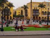 Lima - Historisches Zentrum