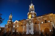 """Arequipa - """"Die weiße Stadt"""""""