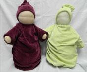Bebês de painço