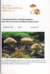 Jahrgang 2006 / Heft 1 Nummer 45