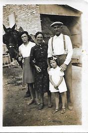 La famille GUINOT, agriculteurs sur Oléron depuis des générations